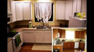 How To Paint Old Kitchen Cabinets Repainting Kitchen Cabinets White Youtube