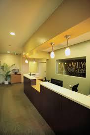 Dental Reception Desk Designs A Family Dentistry Reception Area Www Aplusfamilydentistry Com
