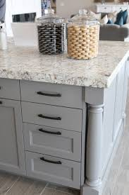 gray brown stained kitchen cabinets 30 beautiful cabinet paint colors for kitchens and baths