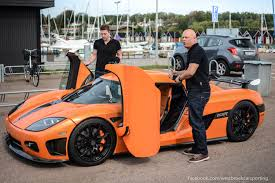koenigsegg cc8s orange christian von koenigsegg following his passion was his greatest