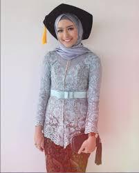 contoh gambar kebaya contoh kebaya wisuda hijab kebaya masa kini