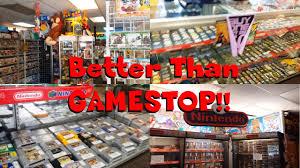 amazing retro video game store tour video game x change youtube