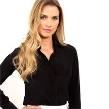 womens black blouse every s wardrobe needs at least one black blouse beautiful