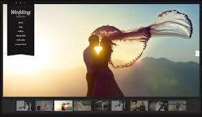 best wedding album website themes wedding album
