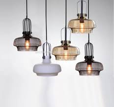 n glass pendant light fixtures lighting designs