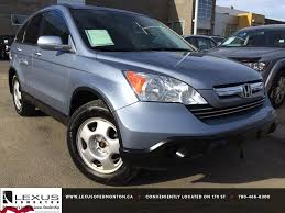 used lexus vs new honda pre owned silver 2007 honda cr v 4wd ex l review beaumont