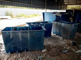 Bio Rm filter tank bio filter tank l 5 ft x w 2 ft x h 3 ft 850 liter