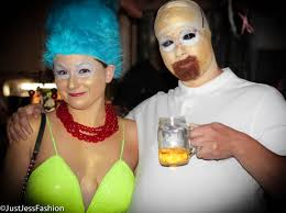 Marge Halloween Costume Marge Simpson Costume Jess Fashion