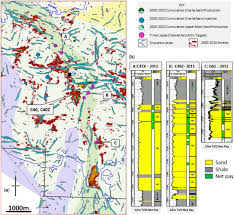the habitat of bypassed pay in the forties field geological