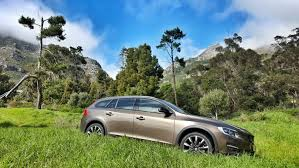 volvo station wagon extended test volvo v60 cross country d4 awd with video cars