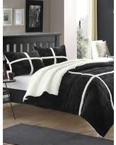 get the deal 5 off chic home 3 piece chloe sherpa comforter set