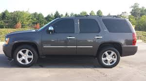 sold 2010 chevrolet tahoe ltz 4x4 1 owner gm certified 56k for
