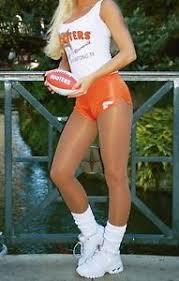 Halloween Hooters Costume Buy Slouch Knee Socks Hooters Uniform Cheerleader