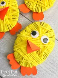 yarn craft for easter yarns craft and easter