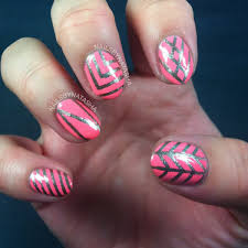 30 striped nail designs and ideas inspirationseek com