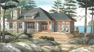 100 lake lot house plans rustic lake empty nester house