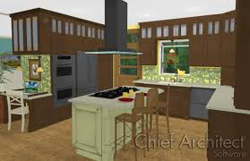 Home Designer Pro Kitchen Modifying A Cabinet To Have Two Different Door Styles