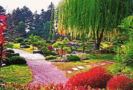 World Botanical Gardens Denver Botanical Gardens 1 Photograph By Steve Ohlsen