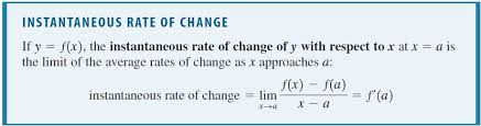 How To Find The Rate Of Change In A Table How Do You Find The Instantaneous Rate Of Change Of The Function F