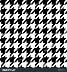 black and white fabric pattern houndstooth seamless pattern black white fabric stock vector 2018