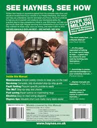 ford focus petrol u0026 diesel 11 14 haynes repair manual haynes