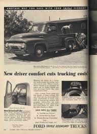 Vintage Ford Truck Advertisements - our history wickersheim u0026 sons plumbing