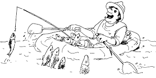 family camping cool outdoor coloring pages coloring page and