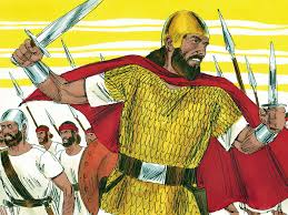 Saul Blind Free Bible Images King Saul Defeats The Amalekites But Disobeys