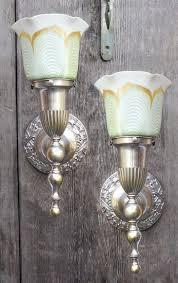 Art Glass Sconces 29 Best Antique Art Glass Images On Pinterest Antique Art Glass