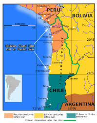 Peru On Map Oil Electric Bolivian Locomotive Grave Yard