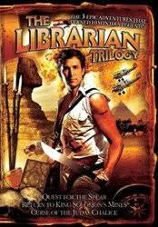 the librarian trilogy 3 dvd box set quest for the spear