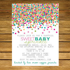 what is a sprinkle shower baby sprinkle shower invitations il fullxfull 347189463 baby