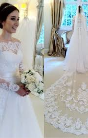 wedding dresses buy online chic wedding dresses you can buy online for brides who dont