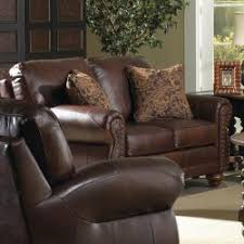 Leather Loveseats Leather Loveseats Brown U0027s Furniture Showplace