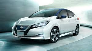 nissan leaf 2017 new nissan leaf unveiled in europe auto trader uk