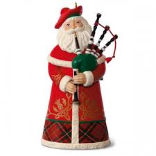 2017 scotland santas from around the world limited edition