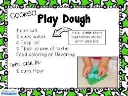 printable playdough recipes magic play dough play to learn