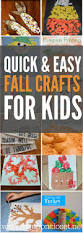 thanksgiving toddlers fall crafts for kids quick and easy fall crafts for toddlers and
