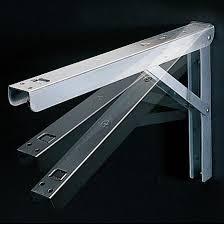 folding shelf brackets select option folding shelf bracket