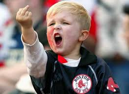 Red Sox Meme - mikey wilson middle finger kid know your meme