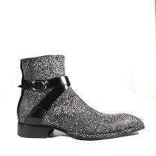ghost mens shoes stingray buckle boots jg1700