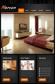 interior design websites website template 42269 morcan interior design custom website