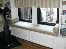Windowseat Inspiration Custom Window Seat Cushion Home Inspiration Custom Window Seat