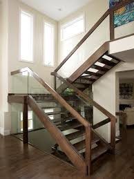 Hanging Stairs Design Hanging Stairs Dining Room Contemporary With Bamboo Flooring