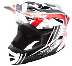 youth xs motocross helmet default red black white helmet fly racing motocross mtb bmx