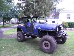 jeep rock crawler 1984 jeep scrambler cj8 chevy 4 3 v6 auto rock crawler off road