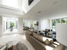 Modern Home Floorplans Stunning Belgian Family Home With Floor To Ceiling Windows