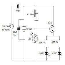 Solar Street Light Wiring Diagram - automatic led emergency light circuit u2013 readingrat net