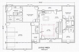 floor plans for basements ranch house floor plans with walkout basemen traintoball