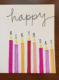 drawing birthday card ideas alanarasbach com
